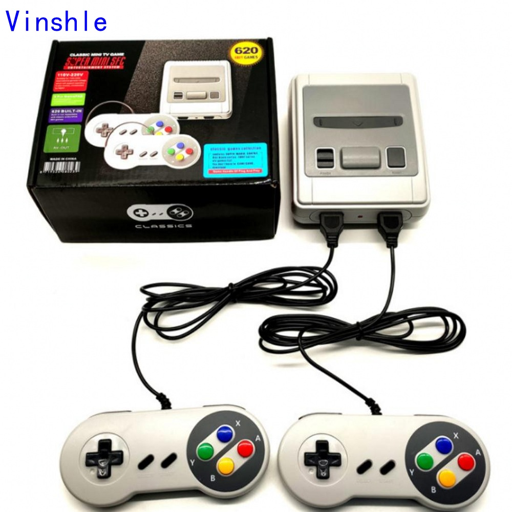 Y2 4K USB Wireless Handheld TV Video Game Console Build In  621 Classic Game 8 Bit Mini Video Console Support AV/HDMI Output