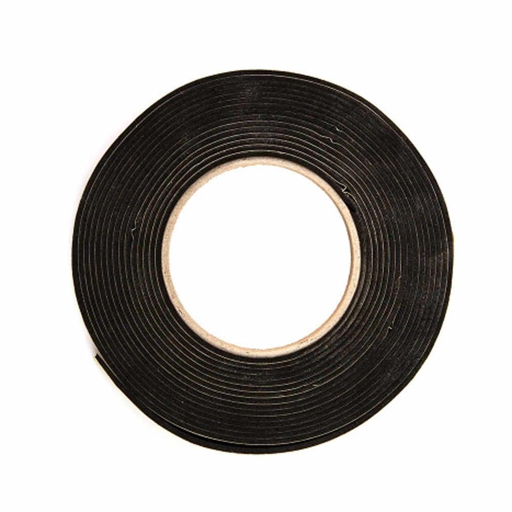 Nova multi-purpose auto-adesivo forte reparo de silicone de borracha preta impermeável fita de ligação adesivo de vedação fitas #30