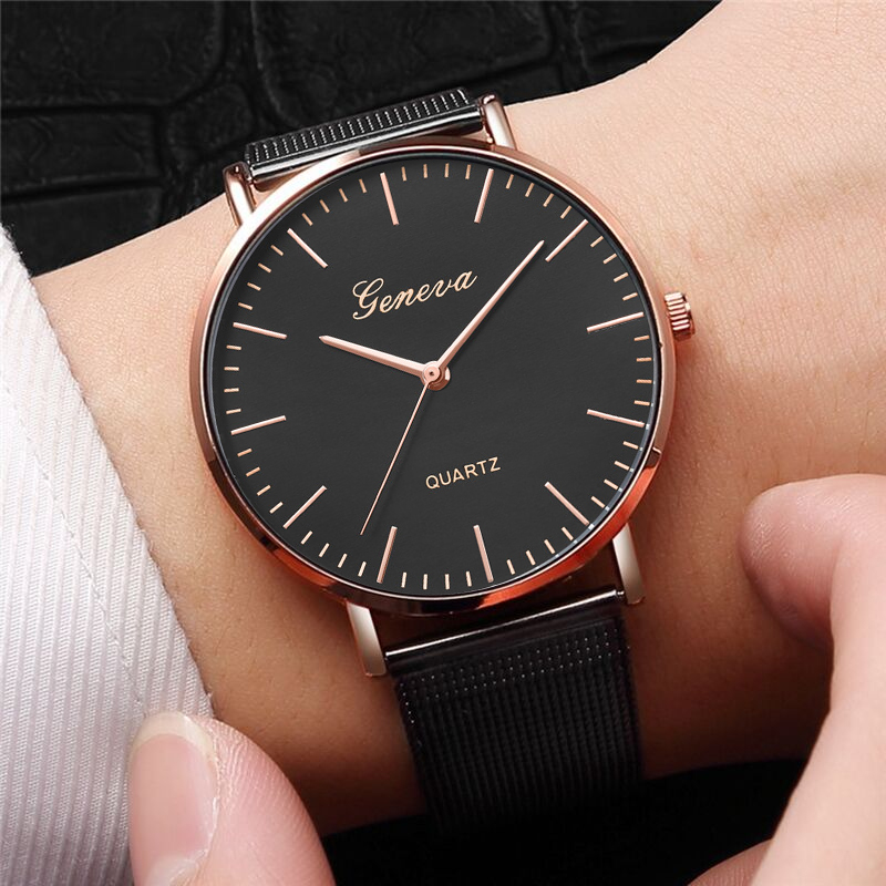 Quartz Stainless Steel Wrist Watch For Men Men Watch Fashion Casual Classic Clock Relogio Masculino Reloj Hombre 2020 Montre