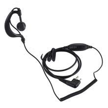 Écouteurs intra-auriculaires, casque avec micro, pour Motorola Talkabout CB Radio Portable CP88 CP040 CP100 CP110