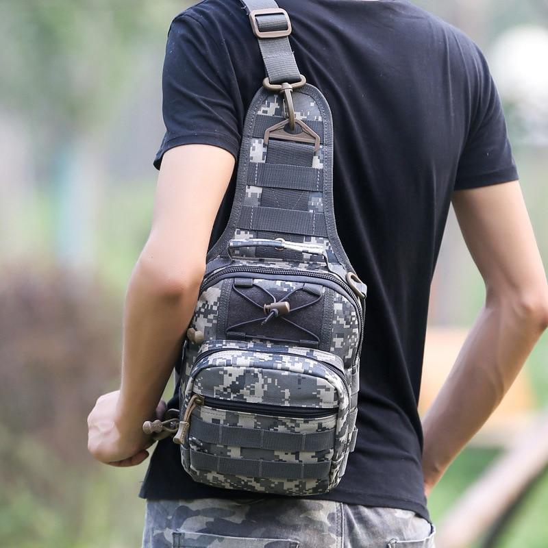 Bone Frog Riding Bag Army Fans Accessories Bag Travel Pouch Shoulder Bag Outdoor Tactical Bag