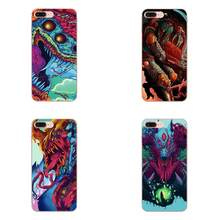 Hyper Beast Csgo Pattern Hot Selling Skin Thin For Huawei Honor 4C 5A 5C 5X 6 6A 6X 7 7A 7C 7X 8 8C 8S 9 10 10i 20 20i Lite Pro(China)