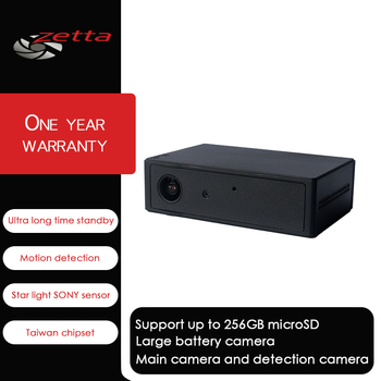 Zetta Z82 - 1 month motion detection 1080p star light sensor DVR working through car windows cctv cam camera