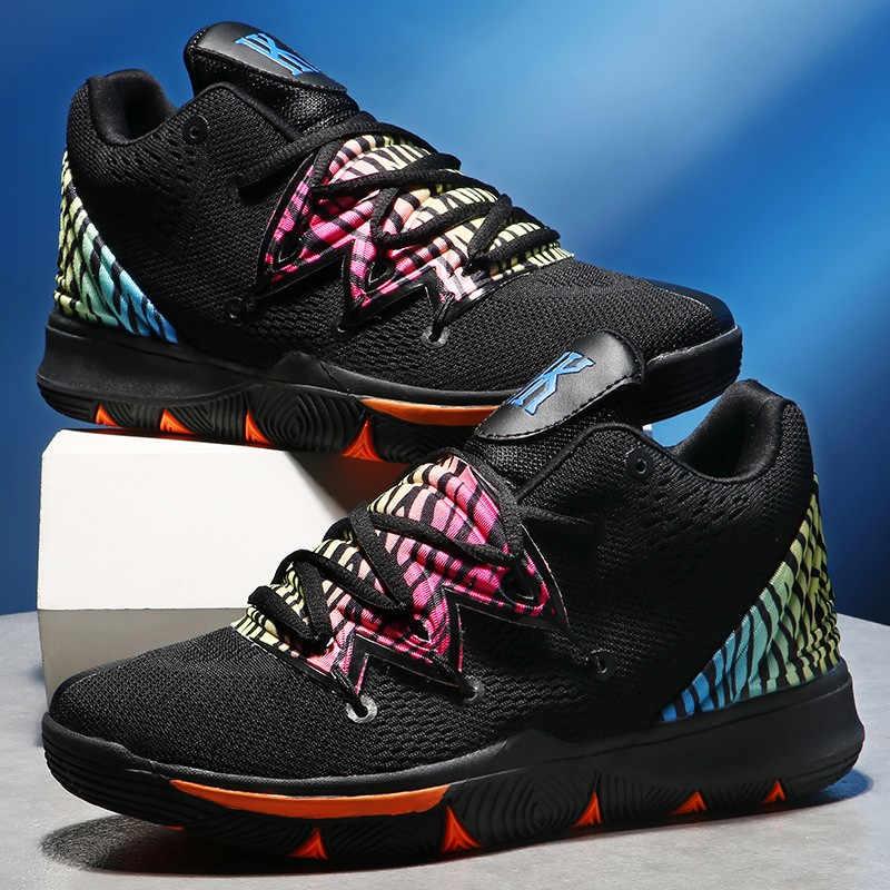 Nova venda quente sapatos de basquete de amortecimento masculino jordan luz respirável tênis de basquete feminino sem deslizamento esportes ao ar livre
