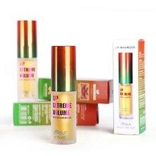 Ginger Mint Lip Balm Moisturizing Plumper Repair Fine Lines Plump Care Serum Glossy Matte Gloss Lipstick Makeup