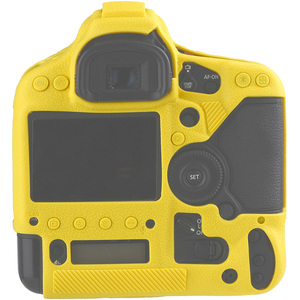 Image 2 - כיסוי עבור Canon 1DX סיליקון מצלמה מגן מקרה עבור Canon 1DX 1DX2 1DXII גבוהה כיתה ליצ י מרקם שאינו להחליק מצלמה כיסוי