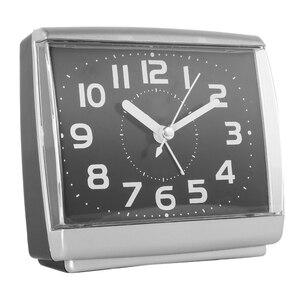 Modern Square Alarm Clock Bedr