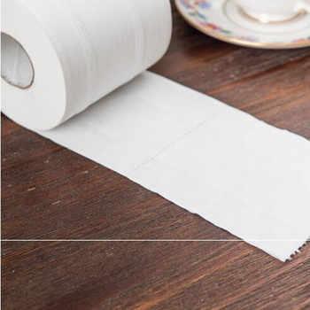 White Toilet Paper Toilet Roll Tissue Roll Pack Of 10 4Ply Paper Towels Tissue Roll Paper Tissue Toilet paper