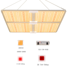 Grow-Lamp Light-Board Meanwell-Driver Quantum LM301B 240W 660nm 120W 5000K Dimmable Full-Spectrum