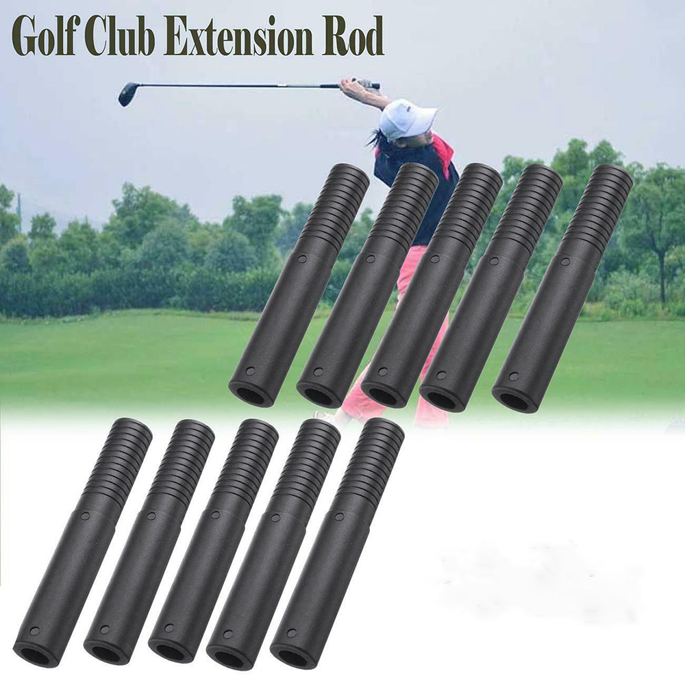 3 Pack Golf Club Shaft Extender/Extension 102mm / 4inch for Wood Putter, Equipment