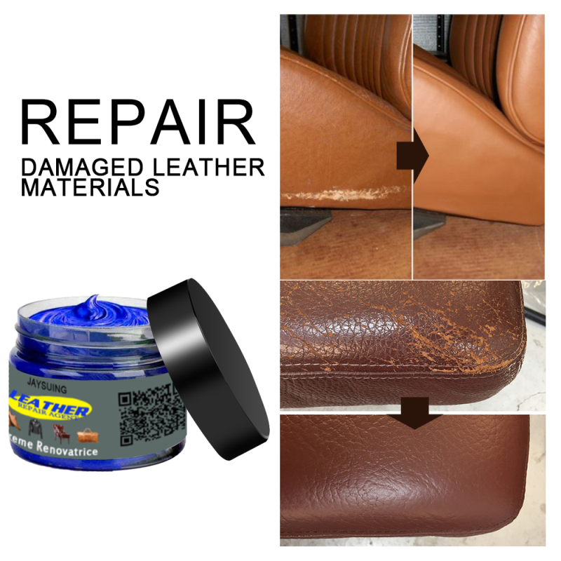 United Leather Repair Kit 50g | Furniture Leather Renovation Leather Jackets, Car Seat Shoes, Complementary Color Paste To Be Highly Praised And Appreciated By The Consuming Public