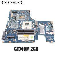 Nokotion viwz1_z2 LA-9063P 메인 보드 레노버 ideapad z500 노트북 마더 보드 15 인치 ddr3 gt740m 2 gb gpu 전체 테스트