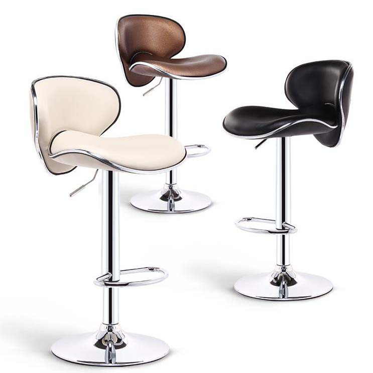 Bar Stool Simple High Stools Home Lift Stool Backrest Bar Chair Front Desk Creative Bar Tables And Chairs