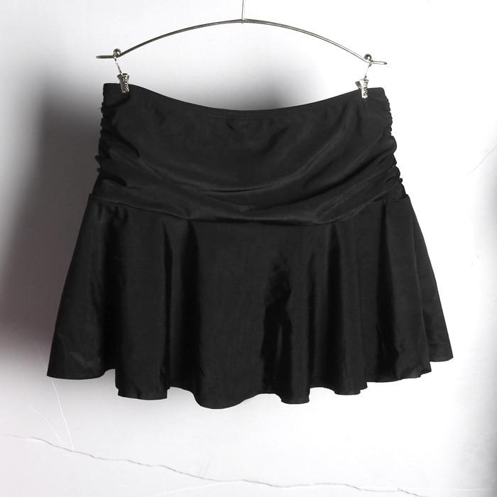 Large Hem Conservative Cover Belly Cover Hip Slimming Anti-Exposure Skirt Bathing Suit Seaside Hot Springs 8092