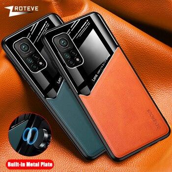 Mi 10T Pro Case Zroteve For Xiaomi Mi10T Lite Case PU Leather Xiomi PC Cover For Xiaomi Mi11 MI10 Ultra Mi 11 11i Note 10 Lite 1