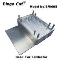 Universal Base Mold for YMJ / Novecel Vacuum Laminating Machine Used with YMJ / Novecel Molds Q5 A5