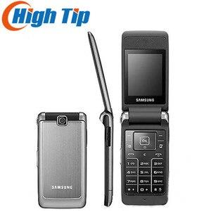 Original Unlocked S3600 Samsung 1.3MP Camera GSM 2G S3600 English Arabic Russian Keyboard Flip Refurbished Cell Mobile Phone
