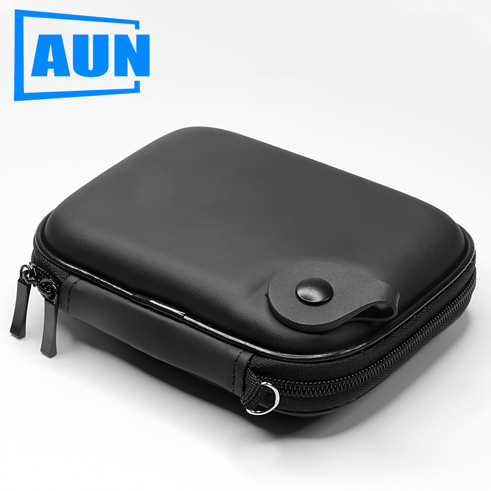 AUN DLP Projector Original Storage Bag for X3 for VIP Customer proyector for Mini Projector SN03|Projector Accessories| |  - title=