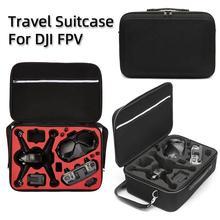 ل DJI FPV Mini 2 حقيبة التخزين حمل حقيبة تحكم عن بعد بطارية الطائرة بدون طيار الجسم حقيبة يد ل DJI Mavic الهواء 2 s ملحقات طائرة بدون طيار