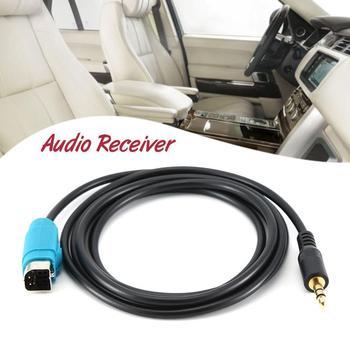 Kce237B Audio aux-in 13Pin portu przewód Aux dla Alpine Kce-237B samochodowy sprzęt Audio Adapter do kabla linia Audio tanie i dobre opinie BYGD CN (pochodzenie) other plastic Kable Adaptery i gniazda 0 05kg