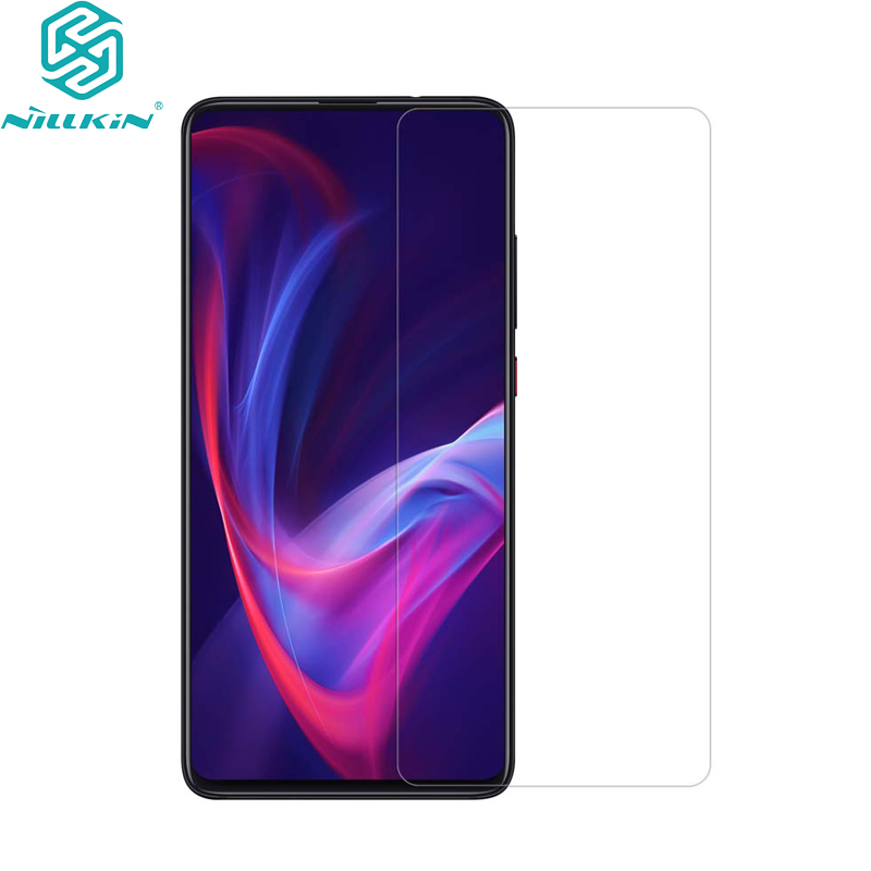 Nillkin 9H 0.33MM Explosion proof Tempered Glass for Xiaomi Redmi Mi 9T Mi 9T Pro K20 Pro Nano Anti burst H+pro Screen Protector Phone Screen Protectors     - title=