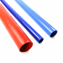 цена на 1 meter,Car vacuum silicone hose, steam modified water pipe, braided silk soft silicone tube, inner diameter 6mm-30mm