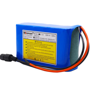 Image 4 - Okoman قدرة عالية 24 فولت 4Ah 18650 بطارية ليثيوم أيون حزمة 25.2 فولت 4000mAh دراجة كهربائية الدراجة/الكهربائية/بطارية أيون الليثيوم حزمة