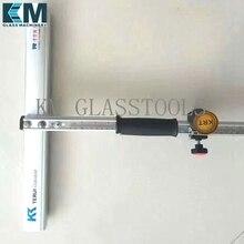 KRT-025 инструменты для резки стекла. Т-образный резак. В том числе(дюймы и сантиметры