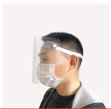 Face Shield Replacement Mask Full-Face Protective Anti Saliva Anti-Fogging Droplet Dust Visor Dropship