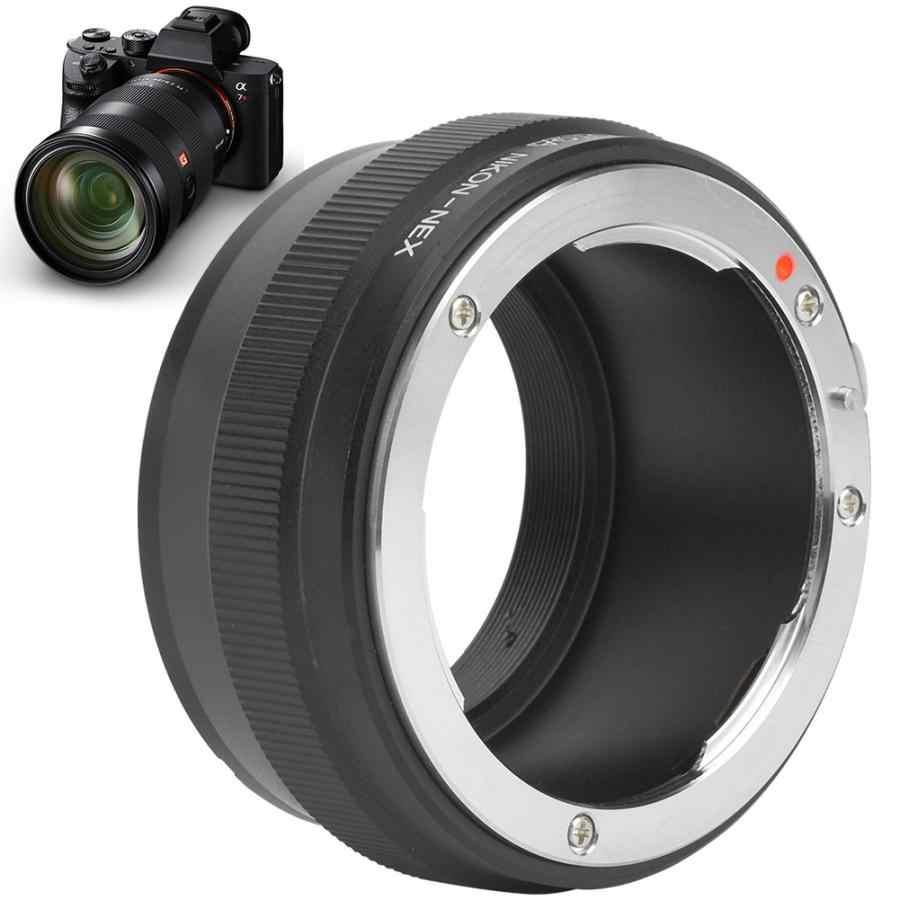 FOTGA เลนส์อะแดปเตอร์เลนส์อะแดปเตอร์สำหรับเลนส์ Nikon AI สำหรับกล้อง Sony NEX เลนส์ผู้ถือ AI-NEX กล้องอะแดปเตอร์แหวน