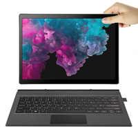 Novo 2 em 1 tablet portátil 11.6 polegada android 10 núcleo 4g lte duplo cartão sim chamada 6 gb ram 128 gb 13.0mp TYPE-C com tabuletas de teclado