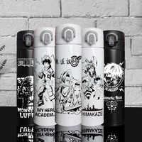 1Pc Anime Mo Dao Zu Shi Tokyo Ghouls Edelstahl Wasser Tasse Cartoon Zeichen Vakuum Tasse Wasser Tasse Flasche