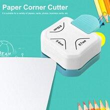 Corner Cutter 3 in 1 Durable Corner Rounder Punch