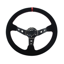 350mm Steering Wheel Quick Release Replacement Auto Racing Alloy Drifting Horn Button Accessories Durable Competitive Universal universal car interior parts nd horn cover metal plastic modified car horn button racing car steering wheel horn cover