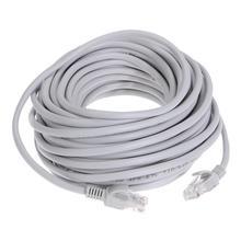 10m/15m/20m/25m/30m כבל Ethernet במהירות גבוהה RJ45 רשת LAN כבל נתב מחשב כבל למחשב נתב 15m/20m/25m/30m