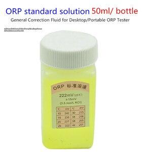 Orp teste caneta/medidor de orp/redox localizador solução de calibração orp solução padrão