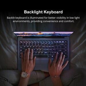 Image 5 - CHUWI LapBook Pro 14.1 Inch 1920*1080 Intel Gemini Lake N4100 Quad Core 8GB 256GB SSD Windows 10 Laptop with Backlit Keyboard
