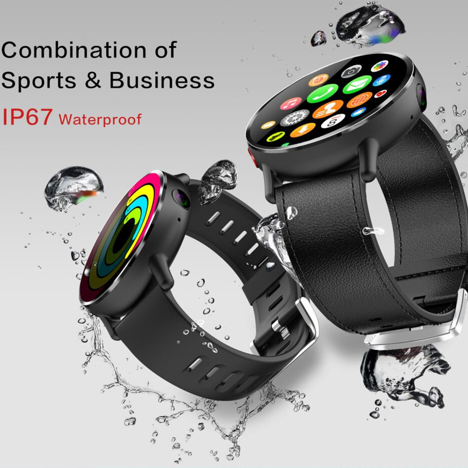 DM19 4G Waterproof Smart Watch with Android 2.03 Inch screen 900Mah battery 8MP Camera Bluetooth GPS maps For Men 2
