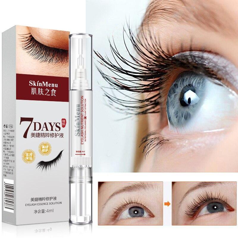 Eyelash Growth Serum Liquid Eyelash  Powerful Serum Treatment Lash Lift Mascara Eyelash Serum Lengthening Eyebrow Growth TSLM1