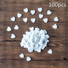 White Heart Small Wood 100 pack daily supplies household products health and