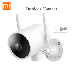 Xiaomi Outdoor Camera Waterproof 270 angle 1080P Wireless WIFI webcam H.265 Night vision Voice call alarm monitor With MiHome