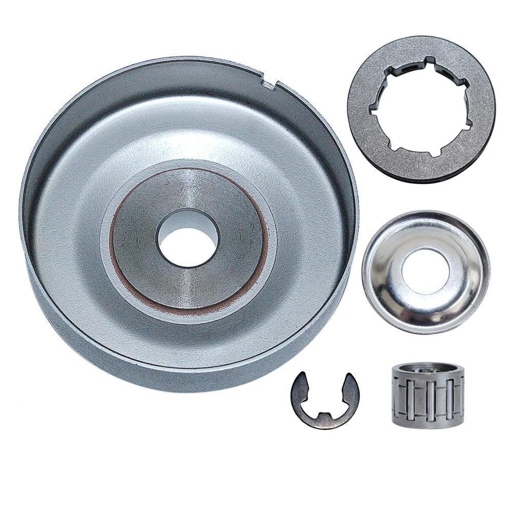 325 Clutch Drum Sprocket Kit 19mm For Stihl MS261 MS260 026 MS240 024 Chainsaw Replace  1125 160 2052