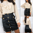 Vintage Solid Skirts...