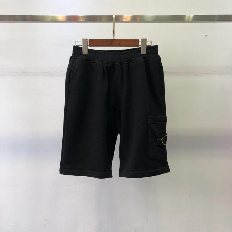 2019s Best Version Men Compass Patched Pocket Shorts Hiphop Streetwear Men Casual Shorts Trousers