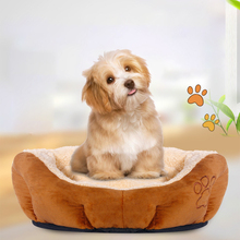 Dog bed mat cage kennel dog  machine washable water resistant bottom products