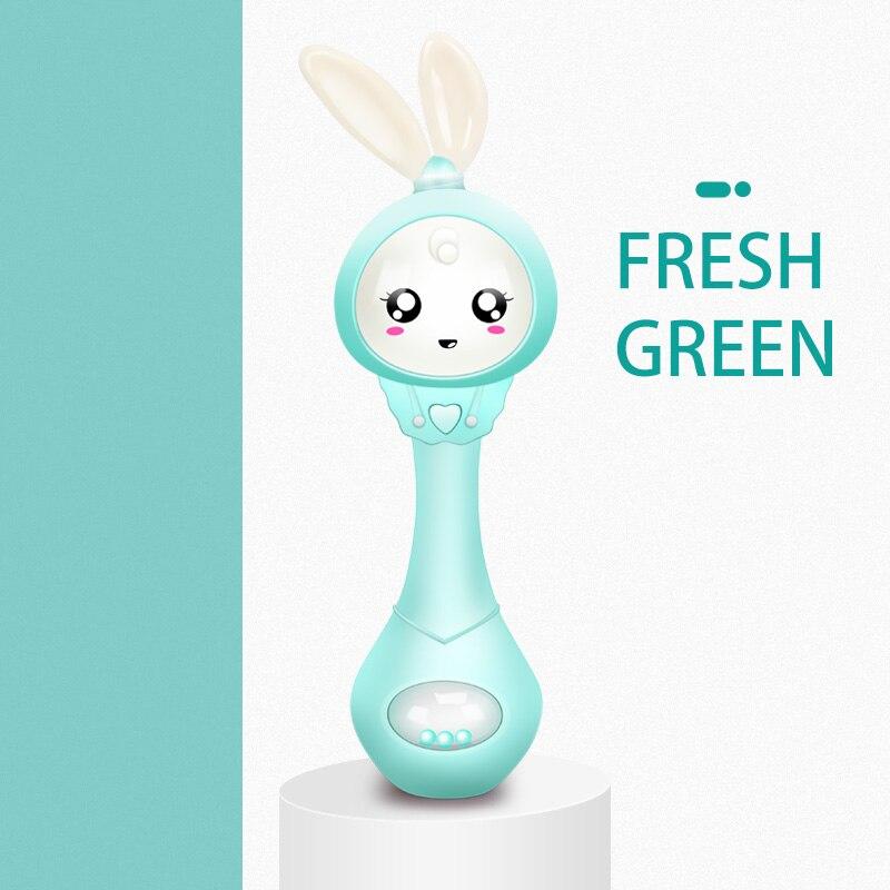 green rattle