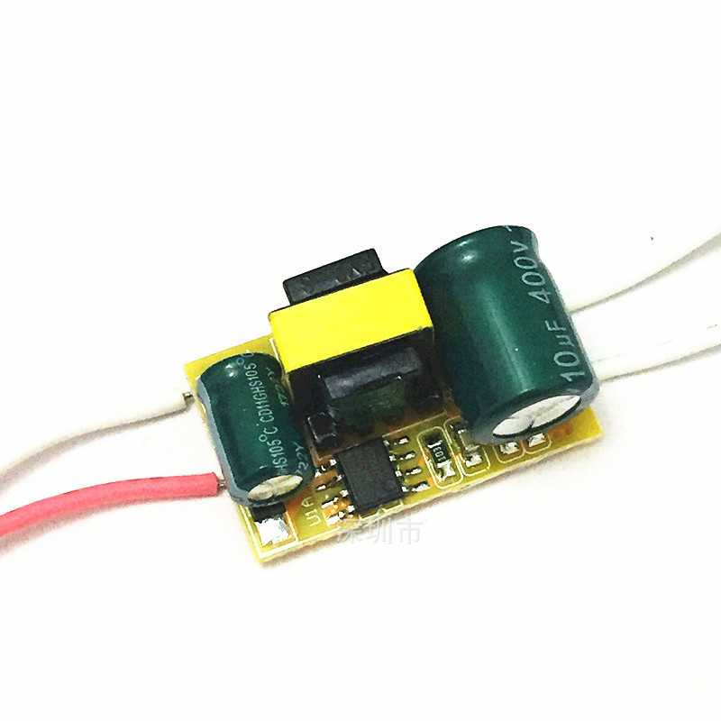 3 years warranty <font><b>9W</b></font>-18W <font><b>LED</b></font> <font><b>Driver</b></font> 220mA 240mA DC30-80V Power Supply 90-265V transformer for T5 T8 <font><b>LED</b></font> Tube fluorescent lamp image
