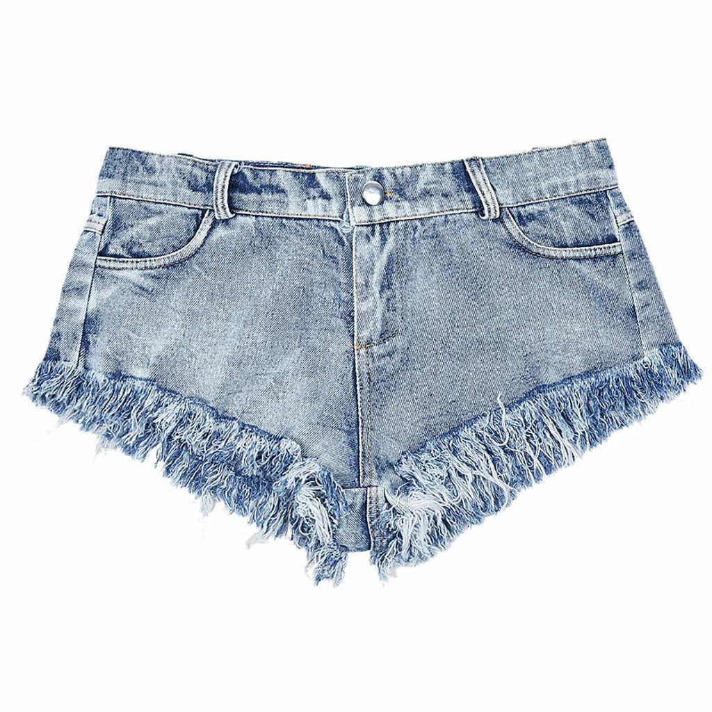 Jeans Frauen Sommer Mode 2020 frauen Hohe Taille Denim Shorts Fashion Casual Denim Kurzen Mini Jeans Jean femme джинсы женские