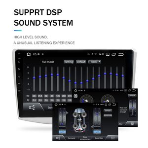 "Image 4 - 10.1"" IPS Android 9.0 Car Stereo Player For VW Passat B6 B7 CC Magotan 2013 2015 GPS Navigation FM Multimedia Auto radio NO DVD"
