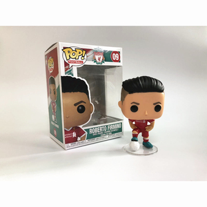 Image 3 - FUNKO POP Premier League World Cup Football Star Roberto Manisa RACH Sports Star Action Figure Collectible Model Toys for Fans